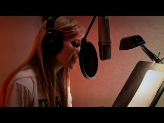 [Avril Lavigne - Wish You Were Here (studio live)]